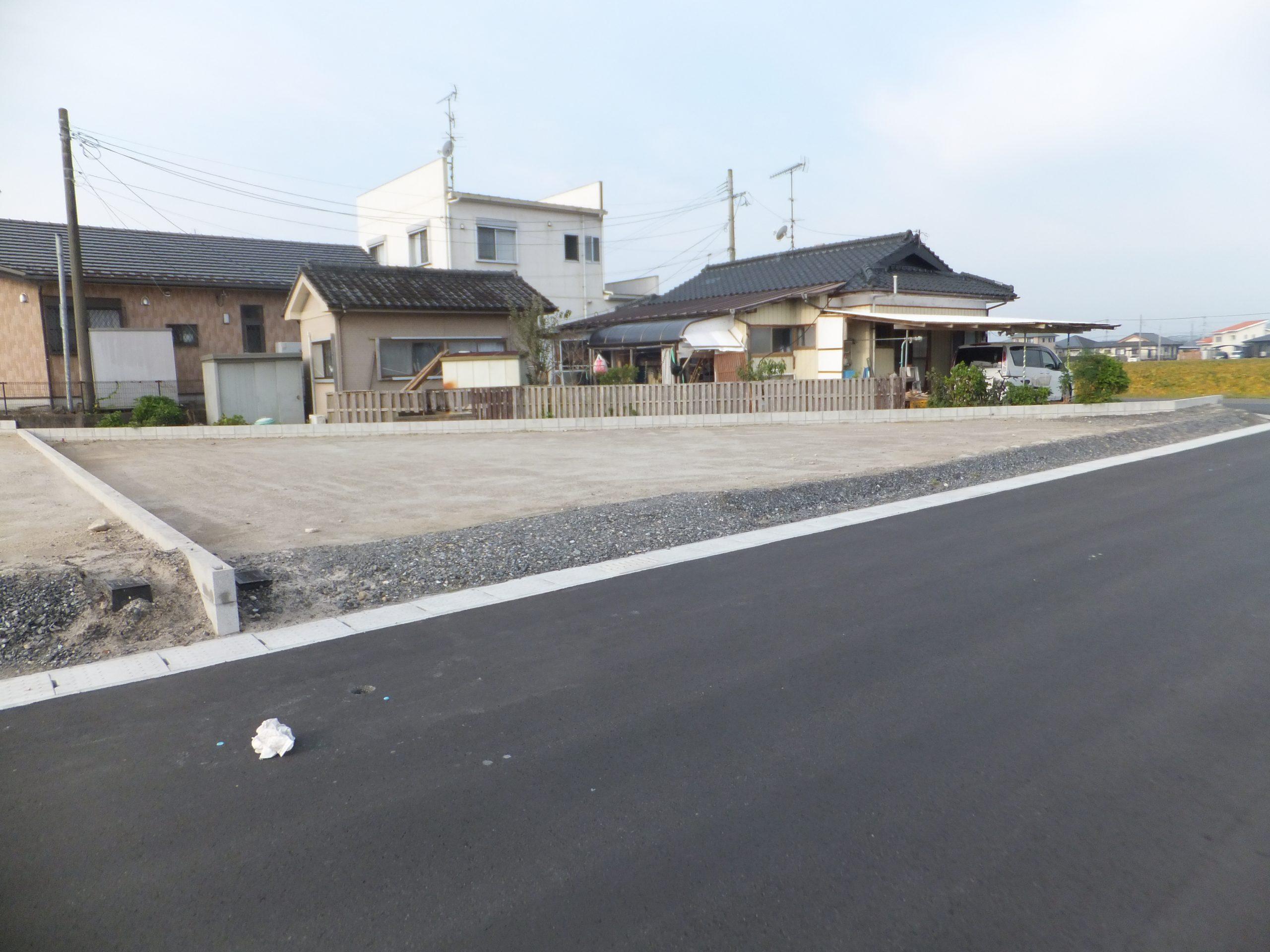 太郎坊町(4区画分譲地)