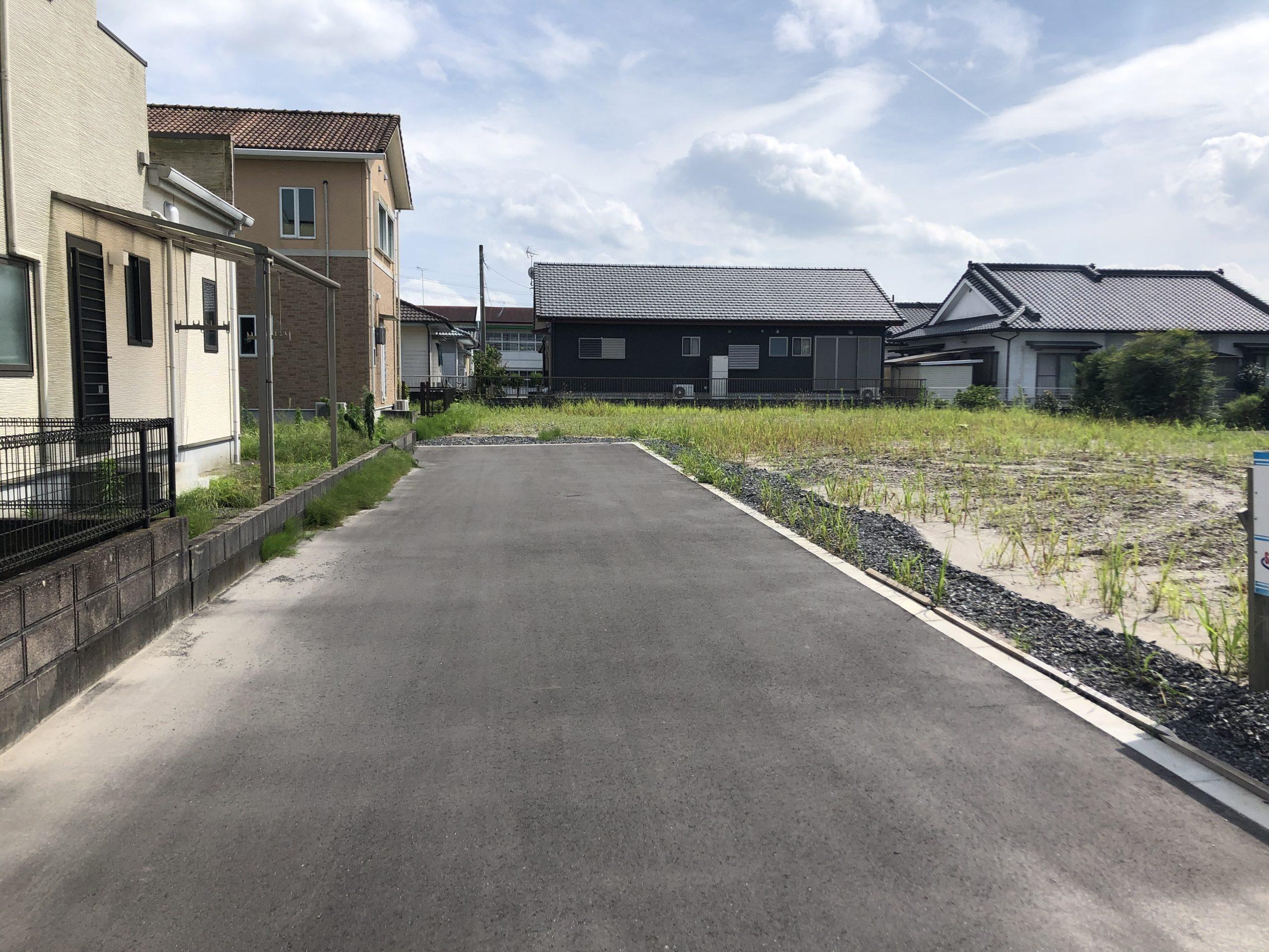 三股町樺山(中原3区画分譲地②)