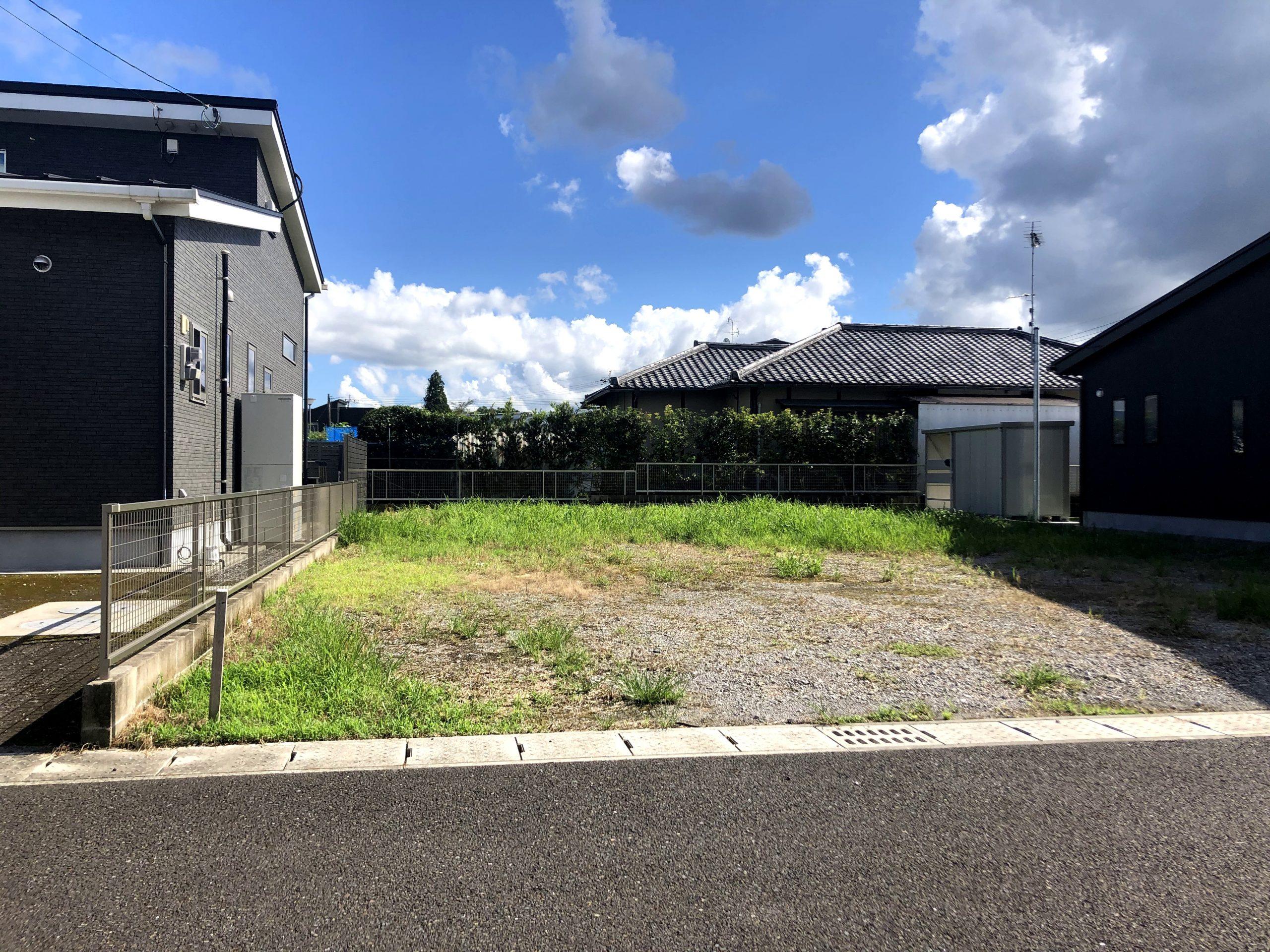 金田町(11区画分譲地)